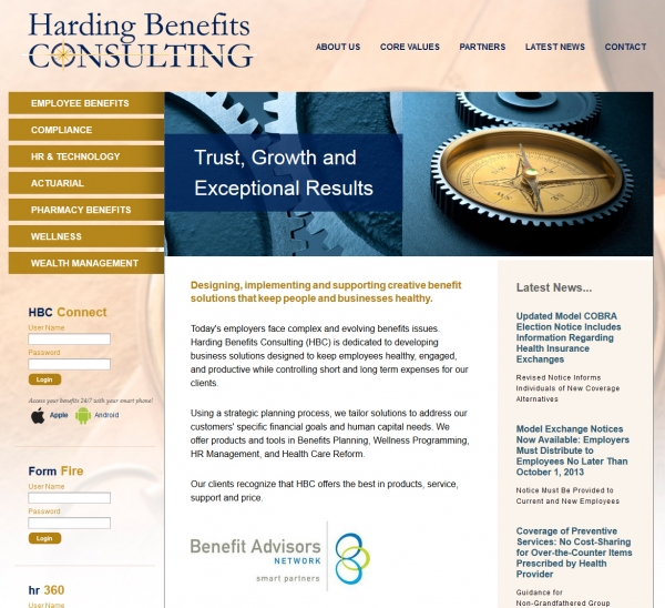 Harding Benefits Consulting